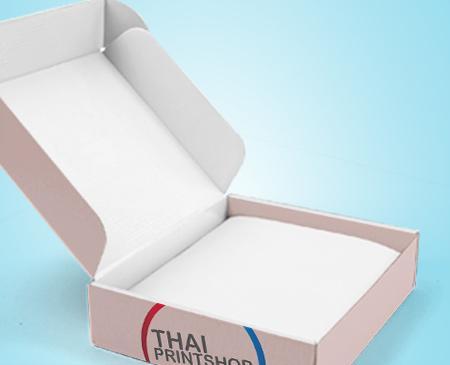 กล่องแบบฝาเปิดหน้า กล่องเซ็ต